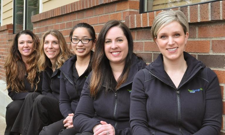 Our dedicated and caring dental assistant crew!
